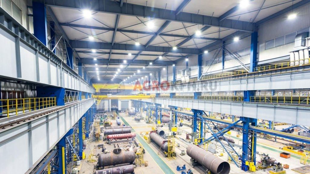 Расчет и проектирование рабочего освещения производственного помещения
