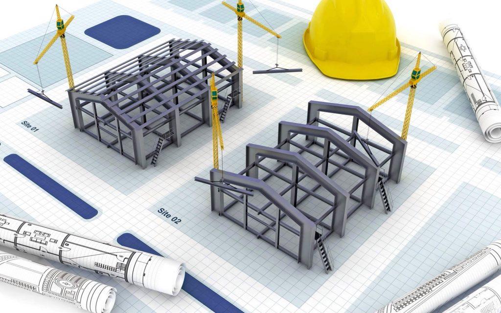Этапы проектирования производственных быстровозводимых помещений
