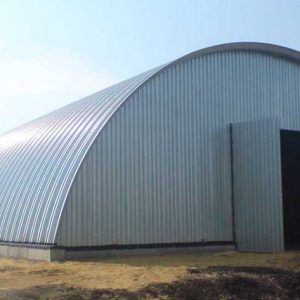 Зернохранилище на 1000 тонн