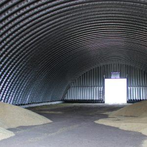 Зернохранилище на 500 тонн