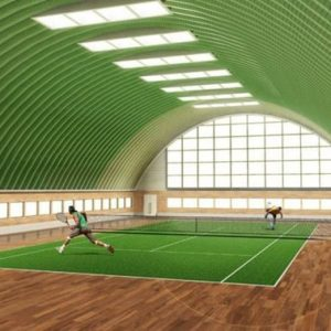 Быстровозводимые спортивные залы