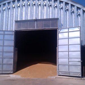 Зернохранилище под ключ