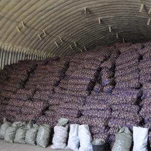 Виды картофелехранилищ