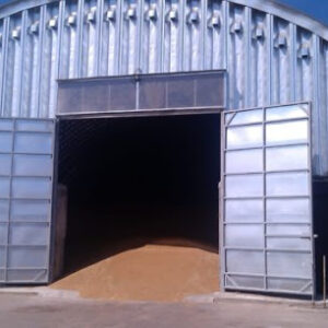 Чем обработать зернохранилище?