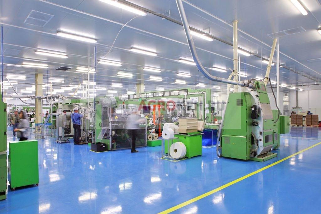 Основы проектирования искусственного освещения производственных помещений