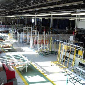Виды производственных помещений