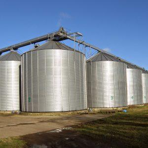 Зернохранилище на 4000 тонн
