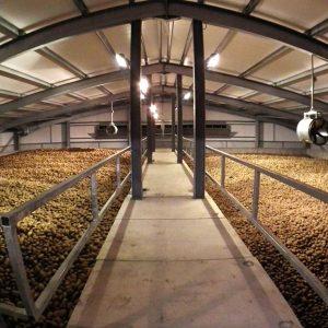 Картофелехранилище на 1000 тонн
