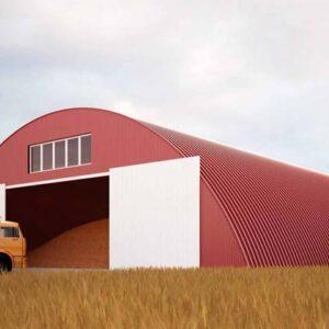 Стоимость зернохранилища