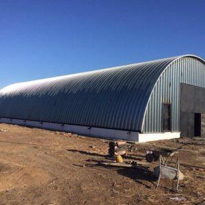 Овощехранилище на 3000 тонн