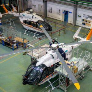 Ангар для вертолета