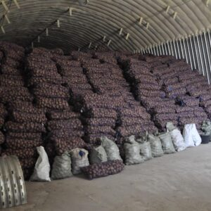 Картофелехранилище на 2000 тонн